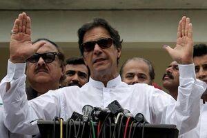واکنش عمران خان به شکست مذاکرات آمریکا با طالبان