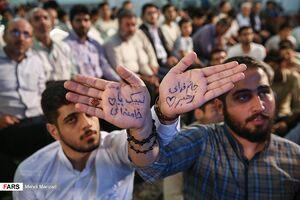 عکس/ اجتماع بزرگ جهادگران