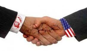 فیلم/ نبرد خیالی با آمریکا در پادگان اشرف!