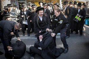 ضرب وشتم یهودیان در اسرائیل