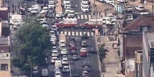 تیراندازی به پلیس در فیلادلفیا / دستکم 6 مأمور هدف قرار گرفتند