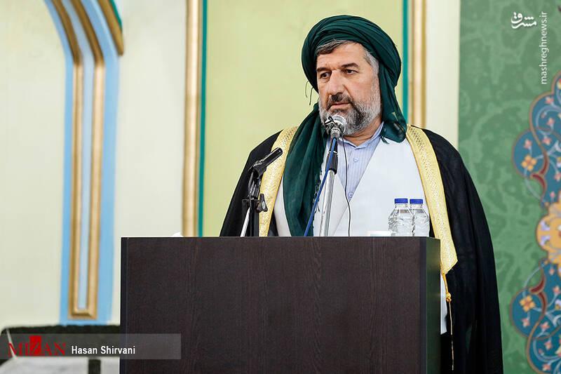عکس/ دیدار رئیس قوه قضاییه با علما و