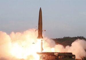 کره شمالی 2 موشک آزمایش کرد