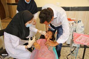 عکس/ جهاد مقدس در روستاهای محروم