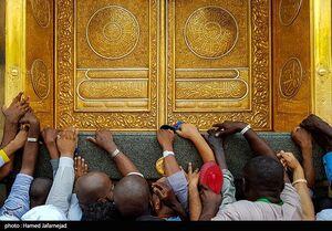 تصاویر دیدنی از مسجدالحرام