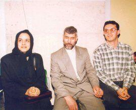 فیلم/ اولین گفتگوی شهید لشگری با همسرش بعد از ١٨ سال اسارت