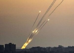 آژیرهای خطر در سرزمینهای اشغالی فلسطین به صدا درآمد