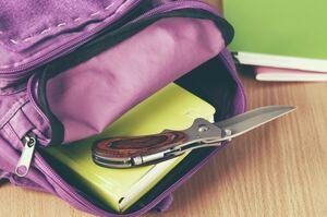 پیدا شدن صدها قبضه چاقو در مدارس نیویورک