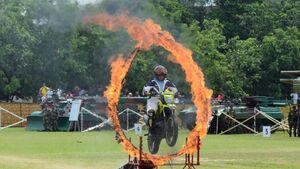 عکس/ جشن روز استقلال هند