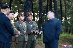 عکس/ دو آزمایش موشکی جدید کره شمالی