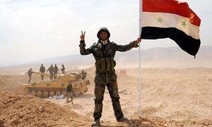 ارتش سوریه نقاط جدیدی را در ادلب آزاد کرد +نقشه