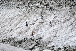 افزایش قربانیان حادثه کوهنوردی در شمال تهران