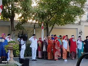 عکس/ جشن روز ملی اندونزی در تهران