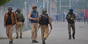 نیروی نظامی هند کشمیر