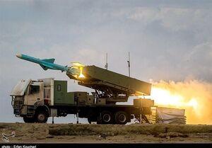 موشک نور حزب الله لبنان به ناوچه ساعر اسرائیل