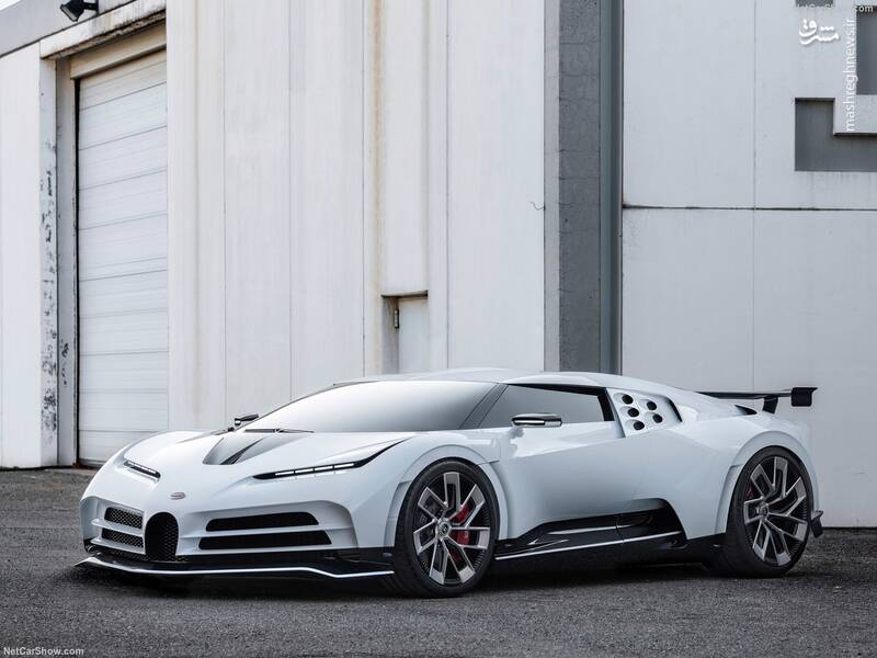 Bugatti Centodieci (2020)