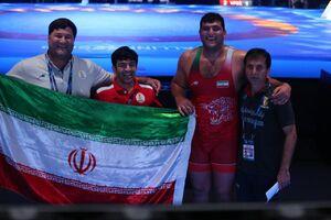 2 طلا و 2 برنز برای ایران در 5 وزن نخست