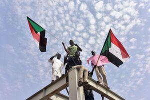 عکس/ امضای سند قانون اساسی موقت در سودان
