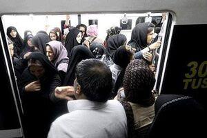 """فیلم/ سورپرایز """"بیت باکسیها"""" در متروی تهران"""