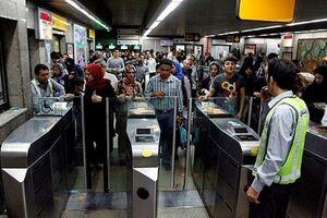 فیلم/ بیشترین دغدغههای مترو سواران پایتخت