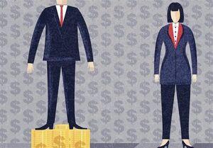 اختلاف درآمد ۱۰ هزار دلاری مردان نسبت زنان در آمریکا