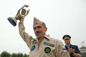 پایان رقابتهای بینالمللی ارتشهای جهان