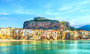 عکس/ بزرگترین جزیرهی ایتالیا