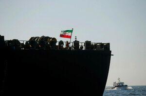 عکس/  برافراشتهشدن پرچم ایران در نفتکش «آدریان دریا»