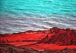 فیلم/ جزیره اسرارآمیزی در خاک ایران