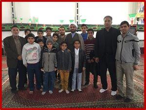 امام جمعهای که کشاورز است+عکس