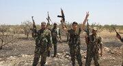 نیروهای ارتش سوریه در ۷۰۰ متری بزرگراه بین المللی «دمشق - حلب» / درگیریهای سنگین در حومه غربی شهر خان شیخون