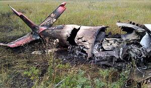 سقوط یک فروند هواپیمای آموزشی فوق سبک در منطقه ایوانکی