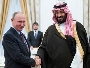 پوتین بن سلمان روسیه عربستان
