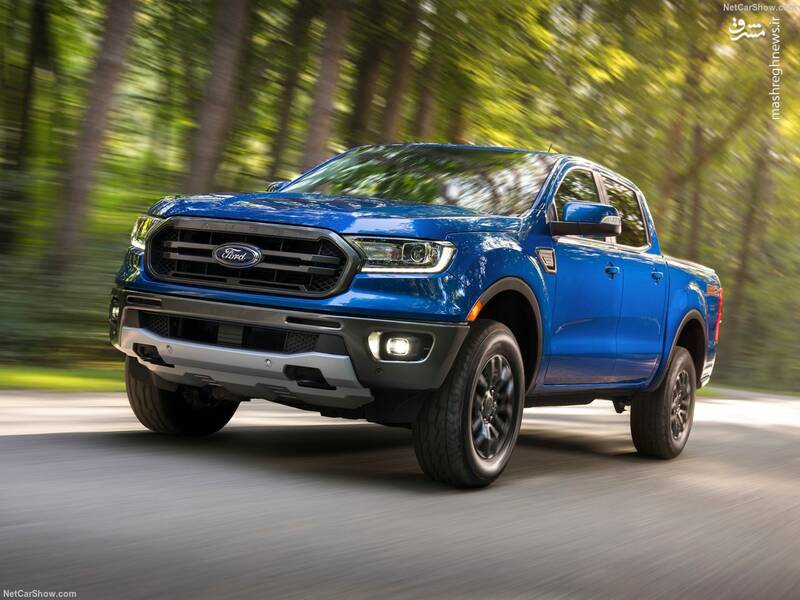 Ford Ranger FX2 Package (2020)