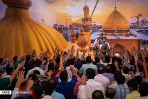 عکس/ جشن عید غدیر در هیئت مکتب الزهرا