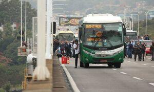 اولین تصاویر از گروگانگیری در برزیل