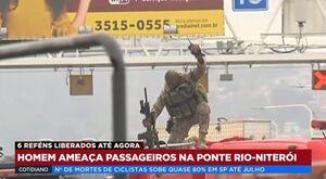 عکس/ عامل گروگانگیری برزیل کشته شد
