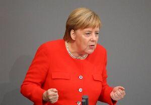 مرکل: خشونتها در لیبی پس از نشست برلین کاهش یافت