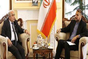 جزئیات دیدار امیرعبداللهیان با سفیر روسیه در تهران