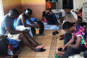 اقدام غیرانسانی آمریکا درباره کودکان مهاجر