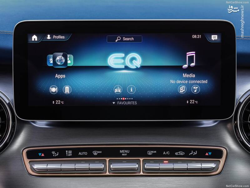 Mercedes-Benz EQV (2020)