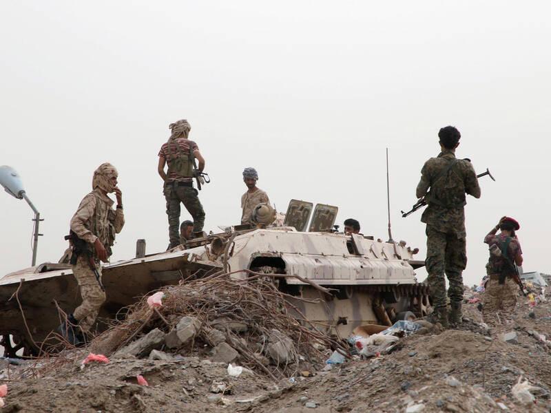 خط و نشان جدید امارات برای عربستان در جنوب یمن/ شکست مزدوران آلسعود در استان «ابین» + نقشه میدانی و عکس