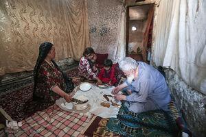 عکس/ اطعام ۴ هزار حاشیهنشین در روز غدیرخم
