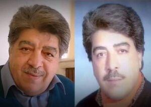 ناصر احمدی دوبلور و گوینده خبر درگذشت