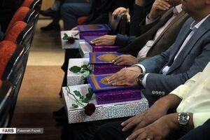 عکس/ افتتاح بخشهای جدید بیمارستان رضوی