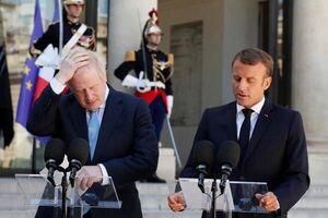 فرانسه: انگلیس دولت زیر دست آمریکا میشود