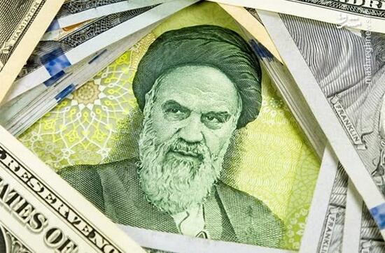 ايران،ريال،دلار،ارز،كاهش،برابري،نرخ،ارزي،ارزش،بازار،منجر،خارج...