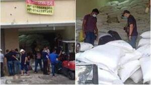 عکس/ کشف محموله ۳.۷ تنی مواد مخدر در مالزی