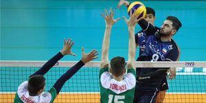 شکست دور از انتظار تیم ملی والیبال نوجوانان ایران