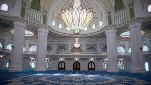 افتتاح مسجد مسلمانان چچن روسیه